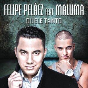 Felipe Peláez Feat Maluma アーティスト写真