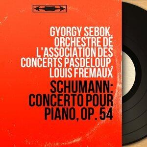 György Sebök, Orchestre de l'Association des concerts Pasdeloup, Louis Frémaux アーティスト写真