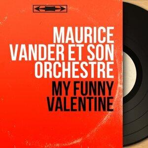 Maurice Vander et son orchestre アーティスト写真
