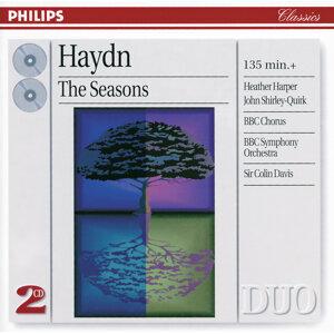BBC Symphony Orchestra,Heather Harper,John Shirley-Quirk,Sir Colin Davis,BBC Chorus 歌手頭像