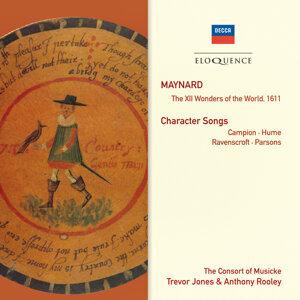 Anthony Rooley,The Consort of Musicke,Trevor Jones 歌手頭像