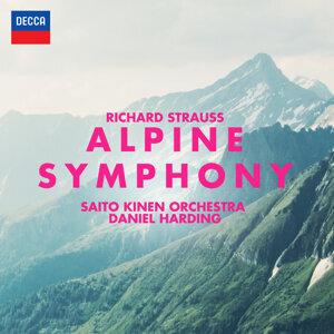 Saito Kinen Orchestra,Daniel Harding 歌手頭像