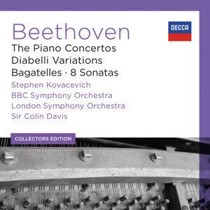 London Symphony Orchestra,BBC Symphony Orchestra,Sir Colin Davis,Stephen Kovacevich 歌手頭像