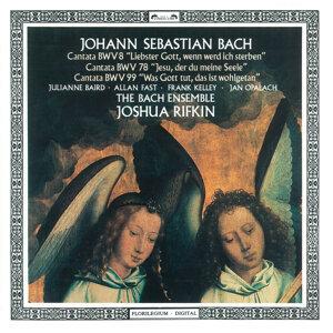 Joshua Rifkin,Frank Kelly,Jan Opalach,Julianne Baird,Allan Fast,The Bach Ensemble 歌手頭像