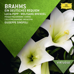 Wolfgang Brendel,Czech Philharmonic Orchestra,Prague Philharmonic Chorus,Giuseppe Sinopoli,Lucia Popp 歌手頭像