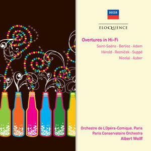 Orchestra Of The Opera Comique Paris,Albert Wolff,Paris Conservatoire Orchestra 歌手頭像