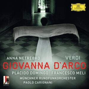 Plácido Domingo,Anna Netrebko,Francesco Meli,Paolo Carignani,Münchner Rundfunkorchester アーティスト写真