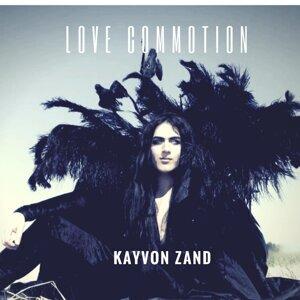 Kayvon Zand 歌手頭像
