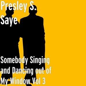 Presley S. Saye アーティスト写真