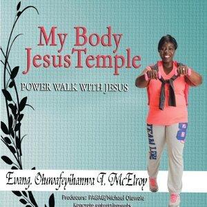 Evangelist Ouwafeyihanwa. T Mcelroy アーティスト写真