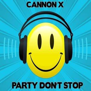 Cannon X 歌手頭像