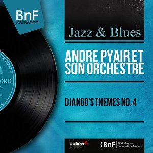 André Pyair et son orchestre アーティスト写真