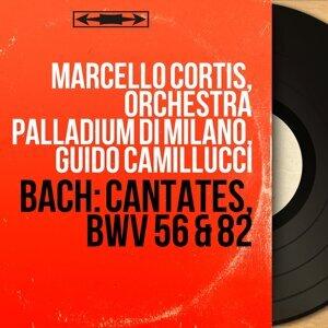 Marcello Cortis, Orchestra Palladium di Milano, Guido Camillucci 歌手頭像