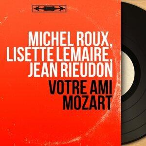 Michel Roux, Lisette Lemaire, Jean Rieudon 歌手頭像
