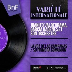 Juanito Valderrama, Garcia Badenès et son orchestre アーティスト写真