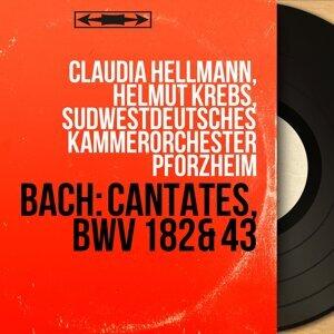 Claudia Hellmann, Helmut Krebs, Südwestdeutsches Kammerorchester Pforzheim アーティスト写真