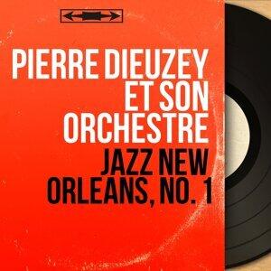 Pierre Dieuzey et son orchestre アーティスト写真