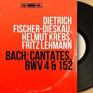 Dietrich Fischer-Dieskau, Helmut Krebs, Fritz Lehmann 歌手頭像