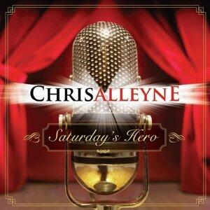 Chris Alleyne アーティスト写真