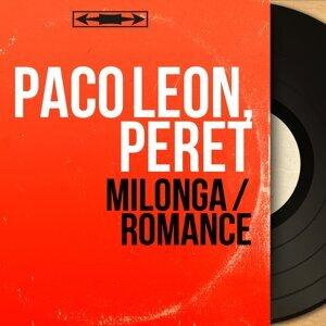 Paco León, Peret アーティスト写真