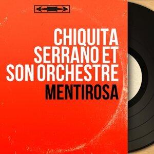 Chiquita Serrano et son orchestre アーティスト写真