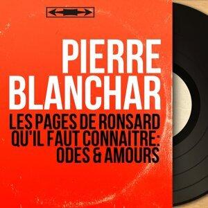 Pierre Blanchar アーティスト写真
