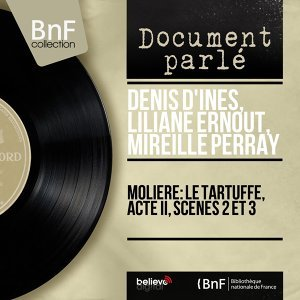 Denis d'Inès, Liliane Ernout, Mireille Perray アーティスト写真