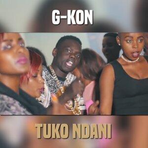 G-Kon 歌手頭像
