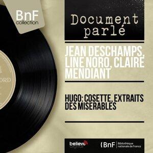 Jean Deschamps, Line Noro, Claire Mendiant 歌手頭像