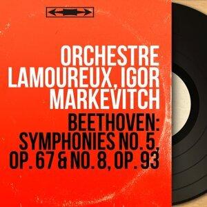 Orchestre Lamoureux, Igor Markevitch 歌手頭像