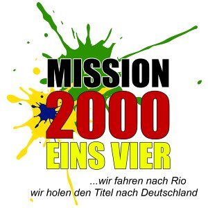 Mission 2000 Eins Vier アーティスト写真