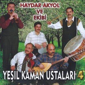 Haydar Akyol アーティスト写真