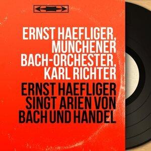 Ernst Haefliger, Münchener Bach-Orchester, Karl Richter アーティスト写真