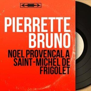 Pierrette Bruno アーティスト写真