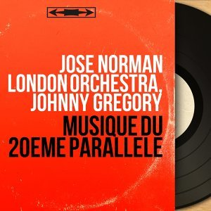 José Norman London Orchestra, Johnny Gregory アーティスト写真
