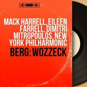 Mack Harrell, Eileen Farrell, Dimitri Mitropoulos, New York Philharmonic 歌手頭像