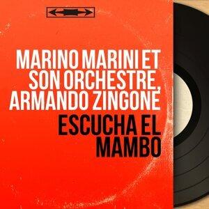 Marino Marini et son orchestre, Armando Zingone アーティスト写真