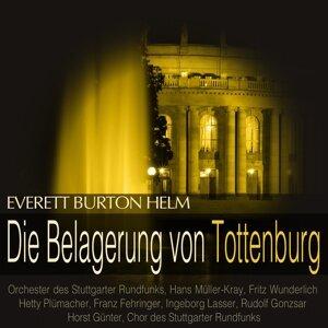 Orchester des Stuttgarter Rundfunks, Hans Müller-Kray, Fritz Wunderlich, Hetty Plümacher 歌手頭像