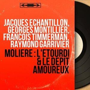 Jacques Échantillon, Georges Montillier, François Timmerman, Raymond Garrivier アーティスト写真