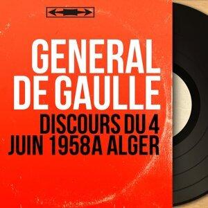 Général de Gaulle 歌手頭像