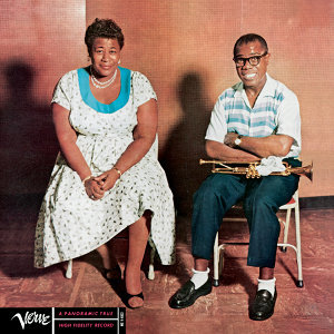 Ella Fitzgerald and Louis Armstrong (艾拉費茲傑拉與路易阿姆斯壯) 歌手頭像