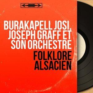Burakapell Josi, Joseph Graff et son orchestre アーティスト写真