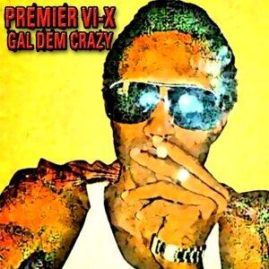 Premier Vi-X アーティスト写真