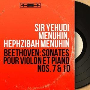Sir Yehudi Menuhin, Hephzibah Menuhin アーティスト写真