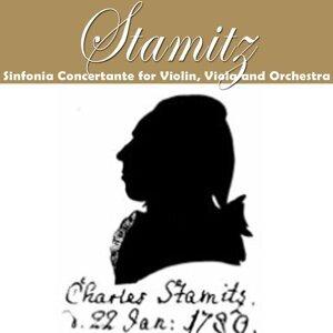 Warmia Symphonic Orchestra, Giovanni Antonioni, Beatrice Antonioni アーティスト写真