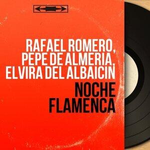 Rafaël Romero, Pepe de Almeria, Elvira del Albaicin 歌手頭像