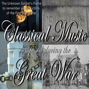 Warmia Symphonic Orchestra, Silvano Frontalini, Beatrice Antonionini アーティスト写真