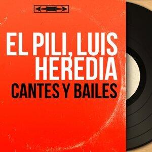 El Pili, Luis Heredia 歌手頭像