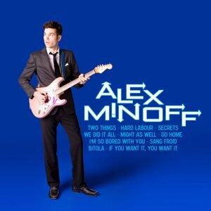 Alex Minoff 歌手頭像