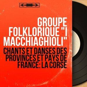 "Groupe folklorique ""I macchiaghioli"" アーティスト写真"